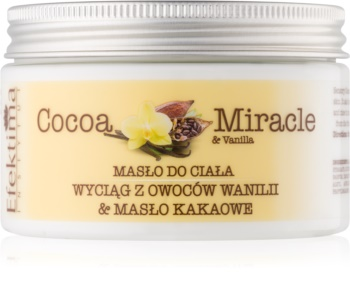 Efektima Institut Cocoa Miracle telové maslo