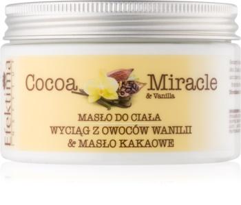 Efektima Institut Cocoa Miracle unt  pentru corp