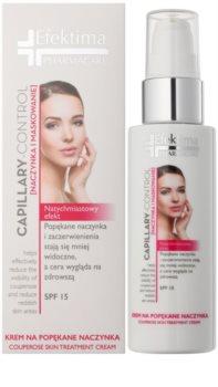Efektima PharmaCare Capillary-Control leicht gefärbte Creme zur Reduktion von Rötungen und geplatzten Äderchen