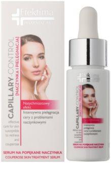 Efektima PharmaCare Capillary-Control pleťové sérum k redukcii začervenania