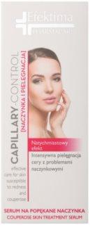 Efektima PharmaCare Capillary-Control arcszérum a kipirosodás csökkentésére