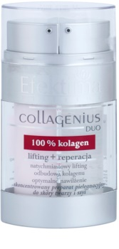 Efektima Institut Collagenius Duo lifting ápolás azonnali hatással
