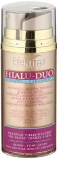 Efektima Institut Hialu-Duo erneuernde Pflege mit Antifalten-Effekt