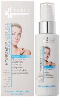 Efektima PharmaCare Hydro&Dry-Control crème régénérante pour peaux sèches effet hydratant