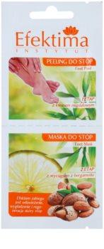 Efektima Institut Exfoliating Mask For Legs