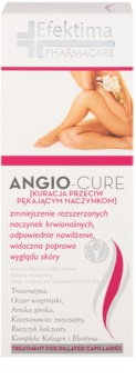 Efektima PharmaCare Angio-Cure leche corporal para reducir las arañas vasculares