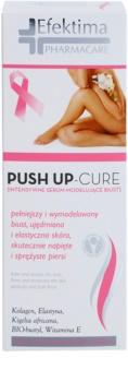Efektima PharmaCare Push Up-Cure intenzivní sérum na poprsí pro zpevnění pokožky