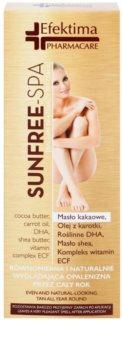 Efektima PharmaCare SunFree-SPA Zelfbruinende Balsem voor het Lichaam
