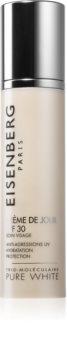 Eisenberg Pure White dnevna vlažilna in zaščitna krema SPF 30