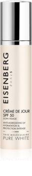 Eisenberg Pure White dnevna vlažilna in zaščitna krema SPF 50+