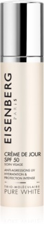 Eisenberg Pure White Hydraterende en Bescherming Dagcrème  SPF 50+