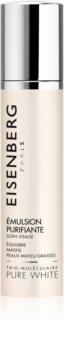 Eisenberg Pure White fluid matujący przeciw przebarwieniom skóry