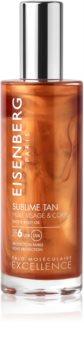 Eisenberg Sublime Tan Bruiningsolie voor Gezicht en Lichaam  SPF 6