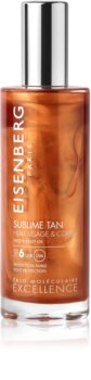 Eisenberg Sublime Tan Sonnenöl für Körper und Gesicht SPF 6