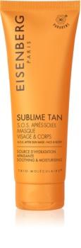 Eisenberg Sublime Tan Kalmerende en Hydraterende Masker  After Sun