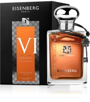 Eisenberg Secret VI Cuir d'Orient Eau de Parfum για άνδρες 100 μλ