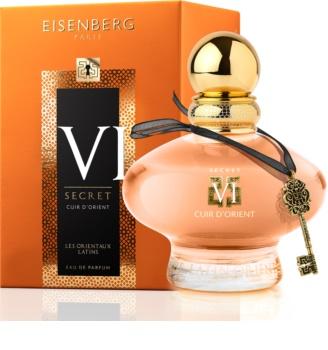 Eisenberg Secret VI Cuir d'Orient eau de parfum pour femme 100 ml