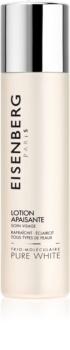 Eisenberg Pure White lotion tonique apaisante pour une peau lumineuse