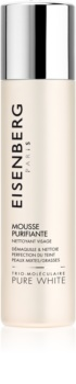 Eisenberg Pure White Brightening Foam Cleanser for Pigment Spots Correction