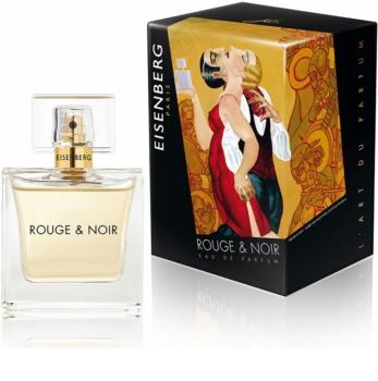 Eisenberg Rouge et Noir Eau de Parfum voor Vrouwen  100 ml