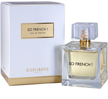 Eisenberg So French! Eau de Parfum for Women 100 ml