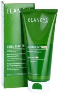 Elancyl Cellu Slim Pflege gegen das Ermatten der Haut 45+