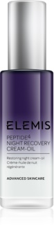 Elemis Advanced Skincare herstellende nachtcrème-olie