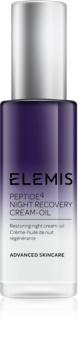 Elemis Advanced Skincare noční obnovující krém-olej