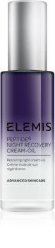 Elemis Advanced Skincare nočný obnovujúci krém-olej
