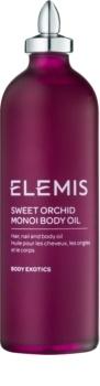 Elemis Body Exotics зволожуюча олійка для тіла та волосся
