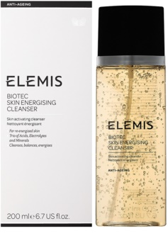 Elemis Anti-Ageing Biotec gel limpiador energizante