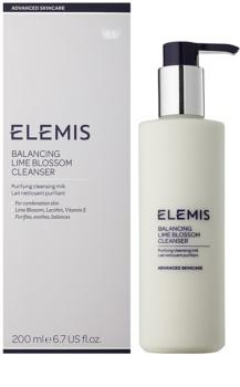 Elemis Advanced Skincare čistiace pleťové mlieko pre zmiešanú pleť