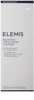 Elemis Advanced Skincare oczyszczające mleczko do twarzy do skóry mieszanej