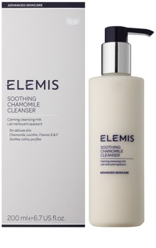 Elemis Advanced Skincare beruhigende Reinigungsmilch für empfindliche Haut