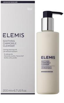 Elemis Advanced Skincare pomirjajoče čistilno mleko za občutljivo kožo