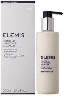 Elemis Advanced Skincare zklidňující čisticí mléko pro citlivou pleť