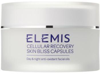 Elemis Advanced Skincare antioxidační pleťový olej na den a noc v kapslích