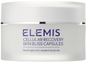 Elemis Advanced Skincare Day and night anti-oxidant facial oils In Capsules