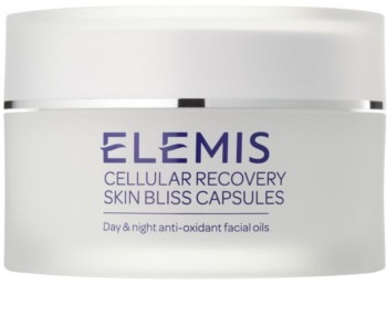 Elemis Advanced Skincare óleo  facial antioxidante de dia e noite em cápsulas
