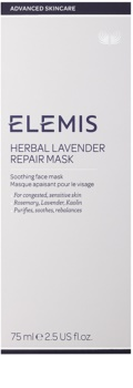 Elemis Advanced Skincare upokojujúca maska pre citlivú pleť so začervenaním