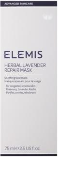 Elemis Advanced Skincare zklidňující maska pro citlivou a zarudlou pleť