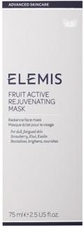 Elemis Advanced Skincare omlazující a rozjasňující maska pro unavenou pleť