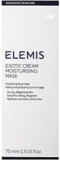 Elemis Advanced Skincare máscara hidratante e nutritiva para pele seca desidratada