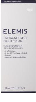 Elemis Advanced Skincare výživný noční krém pro všechny typy pleti
