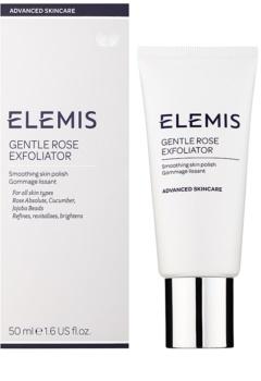 Elemis Advanced Skincare crema delicata pentru exfoliere pentru toate tipurile de ten