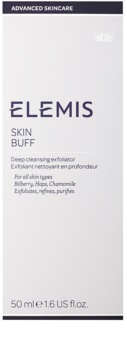 Elemis Advanced Skincare tiefenwirksames Reinigungspeeling für alle Hauttypen