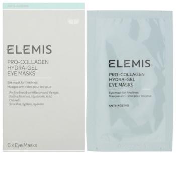 Elemis Anti-Ageing Pro-Collagen mascarilla para ojos antiarrugas