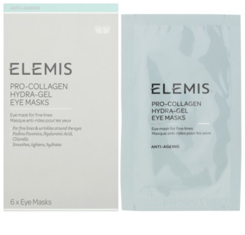 Elemis Anti-Ageing Pro-Collagen szemmaszk a ráncok ellen