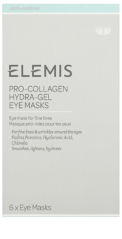 Elemis Anti-Ageing Pro-Collagen maska za oči proti gubam