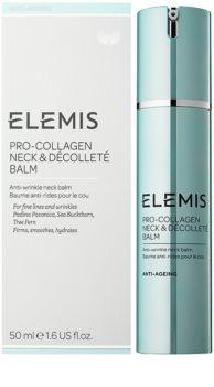 Elemis Anti-Ageing Pro-Collagen protivrásková péče na krk a dekolt